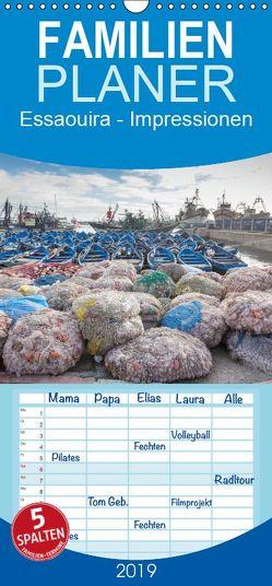 Essaouira – Impressionen – Familienplaner hoch (Wandkalender 2019 <strong>21 cm x 45 cm</strong> hoch) von Rusch - www.w-rusch.de,  Winfried