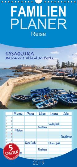 Essaouira – Marokkos Atlantik-Perle – Familienplaner hoch (Wandkalender 2019 , 21 cm x 45 cm, hoch) von Elke Karin Bloch,  ©