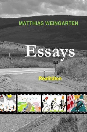 Essays von Sprißler,  Matthias