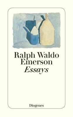 Essays von Emerson,  Ralph Waldo, Kiczka,  Harald