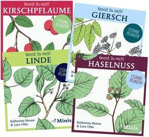 Essbare Pflanzen 2 (KJM Minis Box 07) von Henne,  Katharina, Otto,  Lore