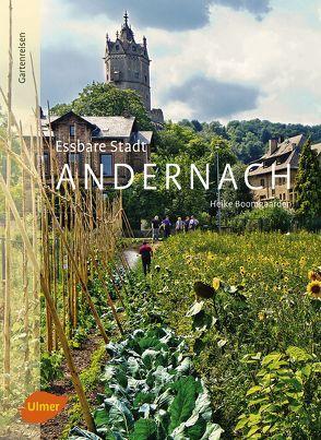 Essbare Stadt Andernach von Boomgaarden,  Heike