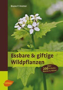 Essbare und giftige Wildpflanzen von Kremer,  Bruno P.