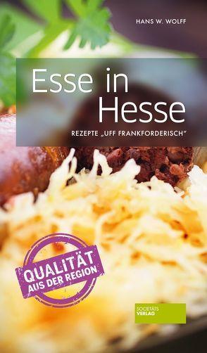 Esse in Hesse von Wolff,  Hans W.