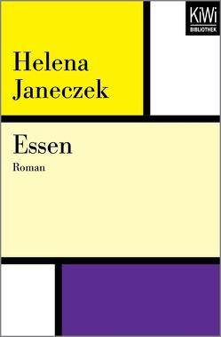 Essen von Janeczek,  Helena, Kellner,  Elisa