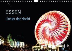 Essen Lichter der Nacht (Wandkalender 2018 DIN A4 quer) von Joecks,  Armin