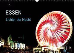 Essen Lichter der Nacht (Wandkalender 2019 DIN A3 quer) von Joecks,  Armin