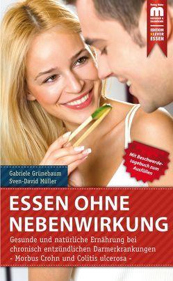 Essen ohne Nebenwirkung von Grünebaum,  Gabriele, Müller,  Sven-David