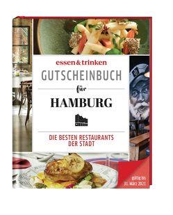 essen & trinken – Gutscheinbuch für Hamburg von essen & trinken