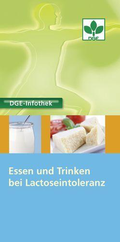 Essen und Trinken bei Lactoseintoleranz von Köhnke,  Kerstin
