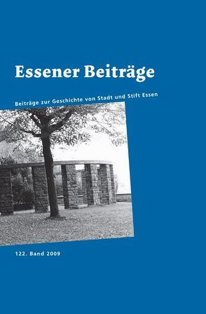 Essener Beiträge Band 122