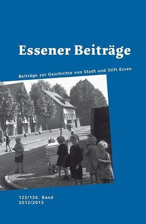 Essener Beiträge Band 125/126