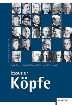 Essener Köpfe von Dickhoff,  Erwin