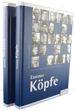 Essener Straßen / Essener Köpfe-Bundle von Dickhoff,  Erwin