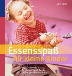 Essensspaß für kleine Kinder von Gätjen,  Edith