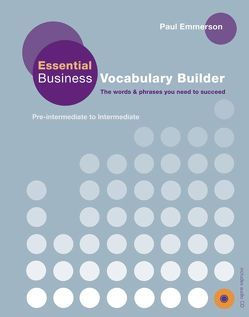 Essential Business Vocabulary Builder von Emmerson,  Paul