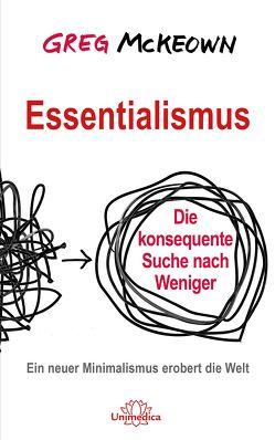 Essentialismus von McKeown,  Greg