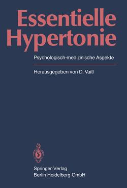 Essentielle Hypertonie von Vaitl,  Dieter