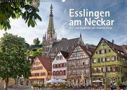 Esslingen am Neckar. Ein- und Ausblicke von Andreas Voigt (Wandkalender 2019 DIN A2 quer) von Voigt,  Andreas