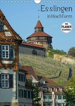 Esslingen in Hochform (Wandkalender 2019 DIN A4 hoch) von Weber,  Philipp