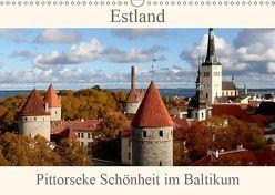 Estland – Pittoreske Schönheit im Baltikum (Wandkalender 2019 DIN A3 quer) von Becker,  Bernd