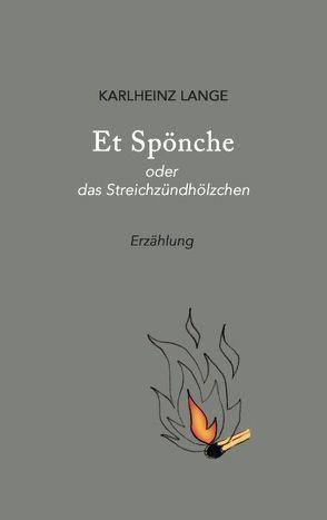 Et Spönche von Lange,  Karlheinz