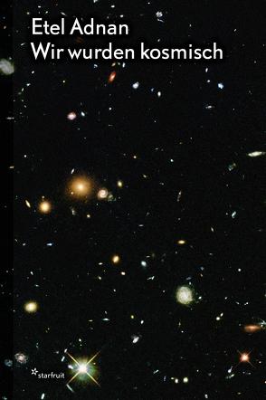 Etel Adnan: Wir wurden kosmisch von Groß,  Joshua, Müller-Schwefe,  Moritz