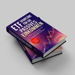 ETF Sparpläne für ein passives Einkommen von Cherry Finance, Heinrich Jännert,  Maximilian