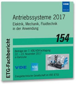 ETG-Fb. 154: Antriebssysteme 2017