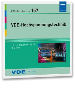 ETG-Fb. 157: VDE-Hochspannungstechnik