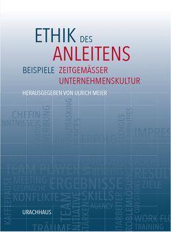 Ethik des Anleitens von Meier,  Ulrich