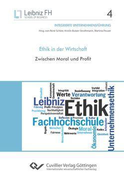Ethik in der Wirtschaft von Butzer-Strothmann,  Kristin, Peuser,  Martina, Scheer,  René