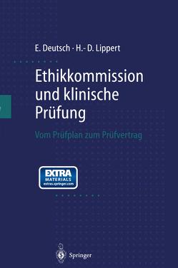 Ethikkommission und klinische Prüfung von Deutsch,  Erwin, Lippert,  Hans-Dieter