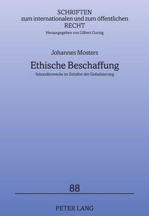 Bogaschewsky beschaffung vor dem hintergrund der globalisierung