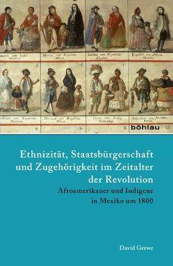 Ethnizität, Staatsbürgerschaft und Zugehörigkeit im Zeitalter der Revolution von Grewe,  David