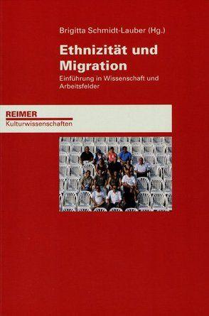 Ethnizität und Migration von Schmidt-Lauber,  Brigitta