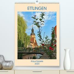 ETTLINGEN (Premium, hochwertiger DIN A2 Wandkalender 2020, Kunstdruck in Hochglanz) von Eppele,  Klaus
