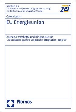 EU Energieunion von Logan,  Carola
