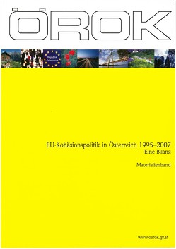 EU-Kohäsionspolitik in Österreich 1995-2007