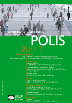 EU – Krisen als Konstante?