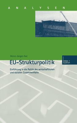 EU-Strukturpolitik von Axt,  Heinz-Jürgen