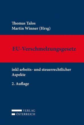 EU-Verschmelzungsgesetz von Talos,  Thomas, Winner,  Martin