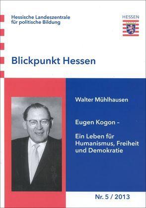 Eugen Kogon von Mühlhausen,  Walter