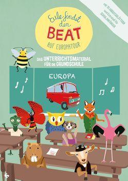 Eule auf Europatour – das Unterrichtsmaterial für die Grundschule von Rinck,  Katharina