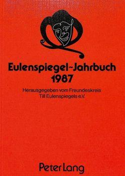 Eulenspiegel-Jahrbuch 1987 von Wunderlich,  Werner