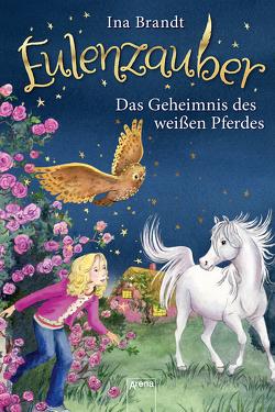 Eulenzauber (13). Das Geheimnis des weißen Pferdes von Brandt,  Ina, Mohr,  Irene