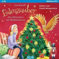 Eulenzauber. Ein Glitzerstern zur Weihnachtszeit von Brandt,  Ina, Morgenstern,  Friedel