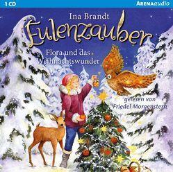Eulenzauber. Flora und das Weihnachtswunder von Brandt,  Ina, Morgenstern,  Friedel