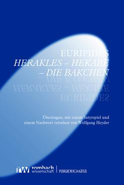 Euripides von Heyder,  Wolfgang