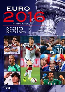 Euro 2016 in Frankreich von Kühne-Hellmessen,  Ulrich